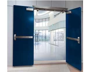 Sheet Metal Door