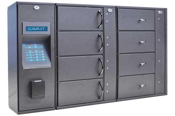 Sheet Metal Locker